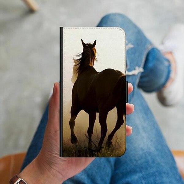 OnePlus Nord N100 Plånboksskal Häst / Horse