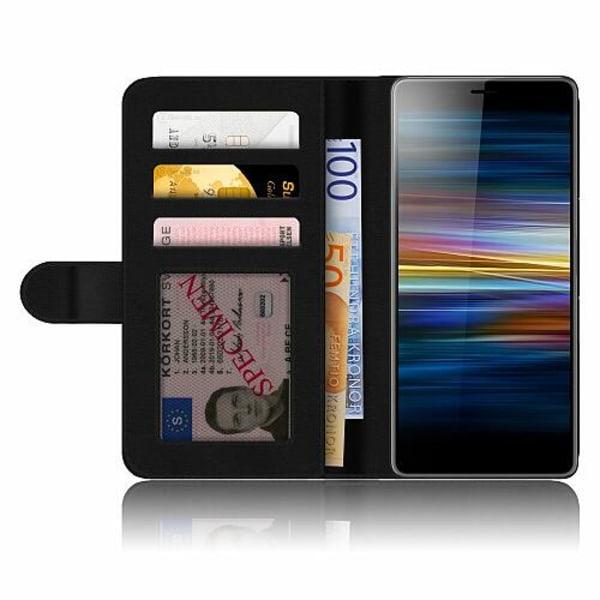 Sony Xperia L3 Plånboksskal Pride - Straight Ally