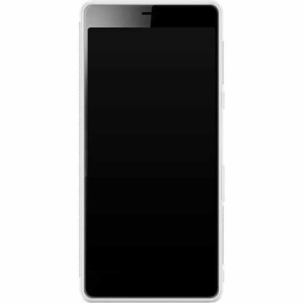 Sony Xperia L3 Soft Case (Frostad) Varg