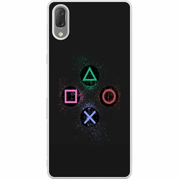 Sony Xperia L3 Soft Case (Frostad) Gaming