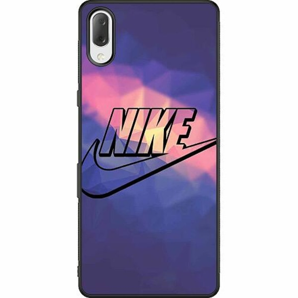 Sony Xperia L3 Soft Case (Svart) Nike