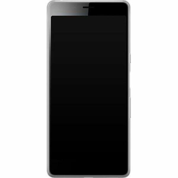 Sony Xperia L3 Thin Case Blommor