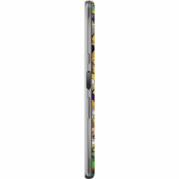 Sony Xperia L3 Thin Case Simpsons