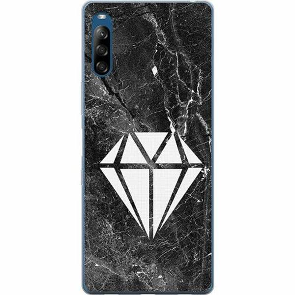 Sony Xperia L4 Mjukt skal - Diamond