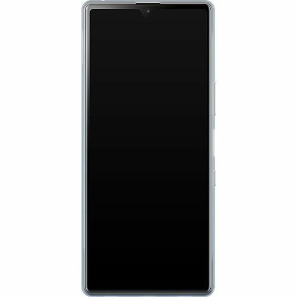 Sony Xperia L4 Mjukt skal - Blommor