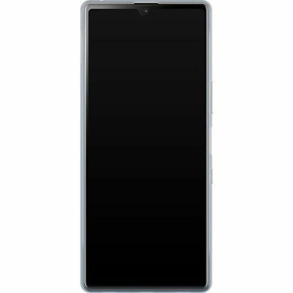 Sony Xperia L4 Mjukt skal - Happy