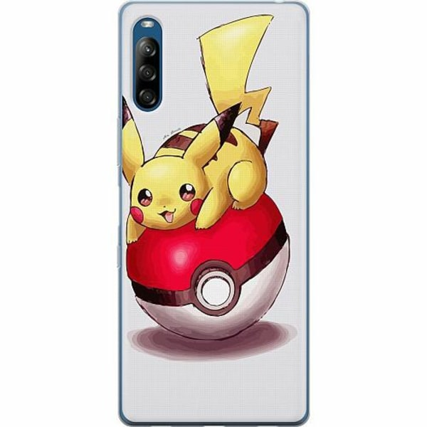 Sony Xperia L4 Mjukt skal - Pokemon