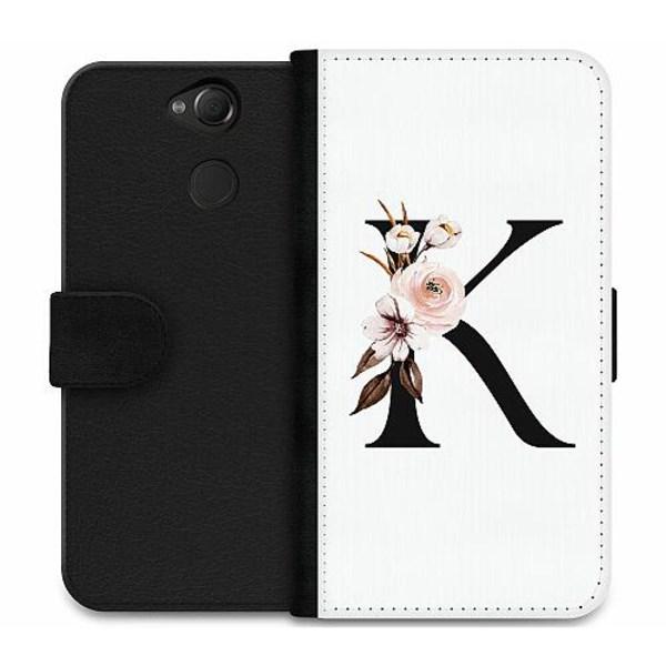 Sony Xperia XA2 Billigt Fodral Bokstäver