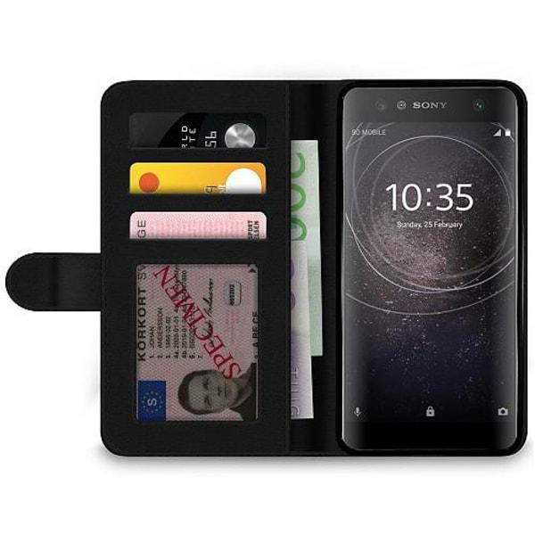 Sony Xperia XA2 Billigt Fodral Holy Bible