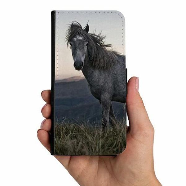 Samsung Galaxy A50 Mobilskalsväska Häst / Horse