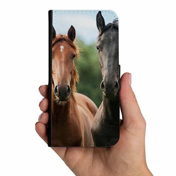 Xiaomi Mi 10T Lite Mobilskalsväska Häst / Horse