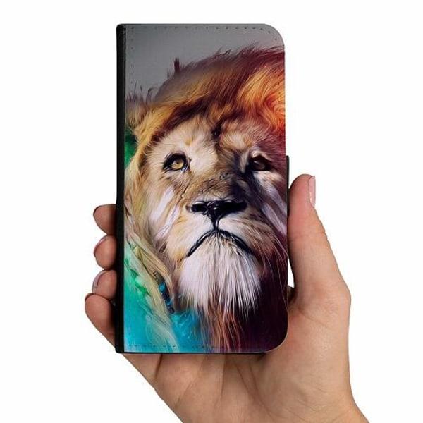 Xiaomi Mi 11 Mobilskalsväska Lion