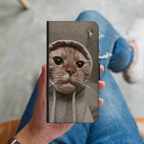 Apple iPhone 12 Pro Plånboksskal Cat Called