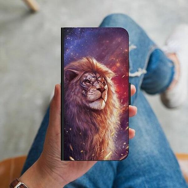 Apple iPhone 12 mini Plånboksskal Lion