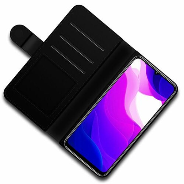Xiaomi Mi 10 Lite Lyxigt Fodral Marmor