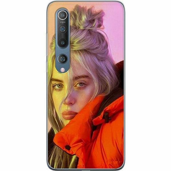 Xiaomi Mi 10 Mjukt skal - Billie Eilish 2021