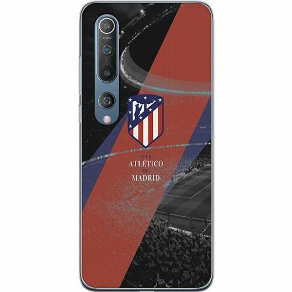 Xiaomi Mi 10 Mjukt skal - Club Atlético de Madrid S.A.D