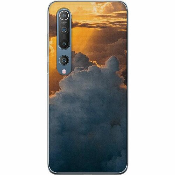 Xiaomi Mi 10 Mjukt skal - Pattern