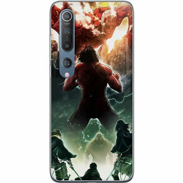 Xiaomi Mi 10 Thin Case Attack On Titan