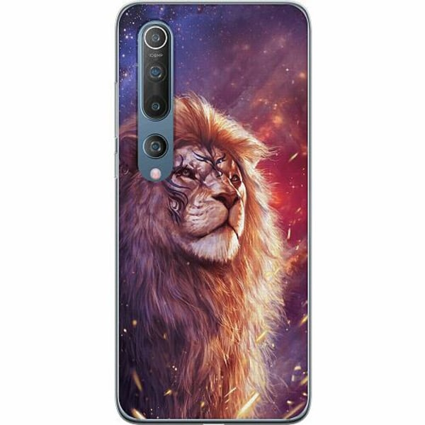 Xiaomi Mi 10 Thin Case Lion