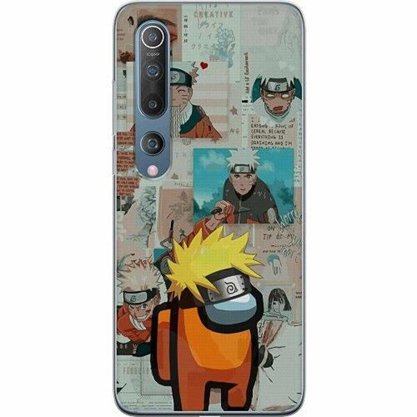 Xiaomi Mi 10 Thin Case Naruto