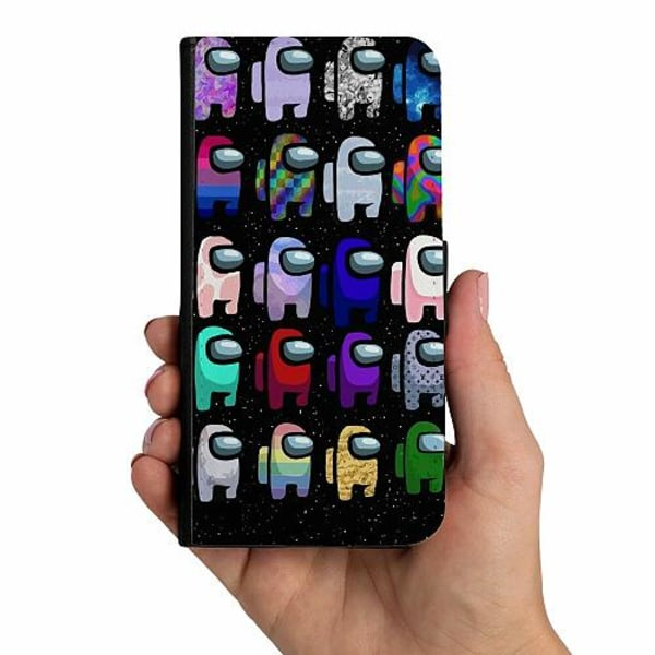 Samsung Galaxy Xcover 3 Mobilskalsväska Among Us 2021