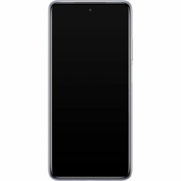 Xiaomi Mi 10T Lite Mjukt skal - Baby Flowers