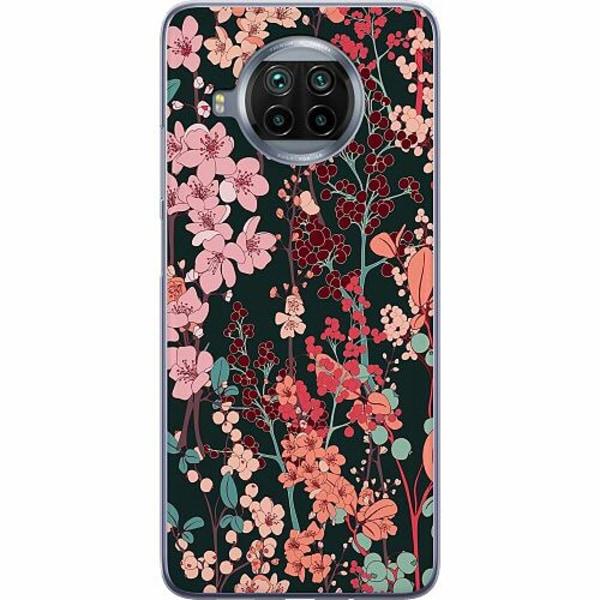 Xiaomi Mi 10T Lite Mjukt skal - Blommor