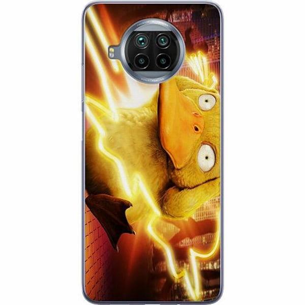 Xiaomi Mi 10T Lite Mjukt skal - Detective Pikachu - Psyduck