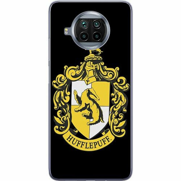 Xiaomi Mi 10T Lite Mjukt skal - Harry Potter - Hufflepuff