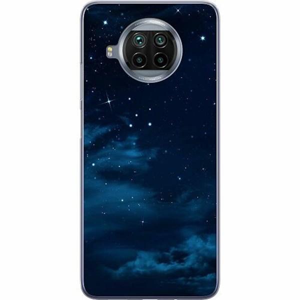 Xiaomi Mi 10T Lite Mjukt skal - Himmel