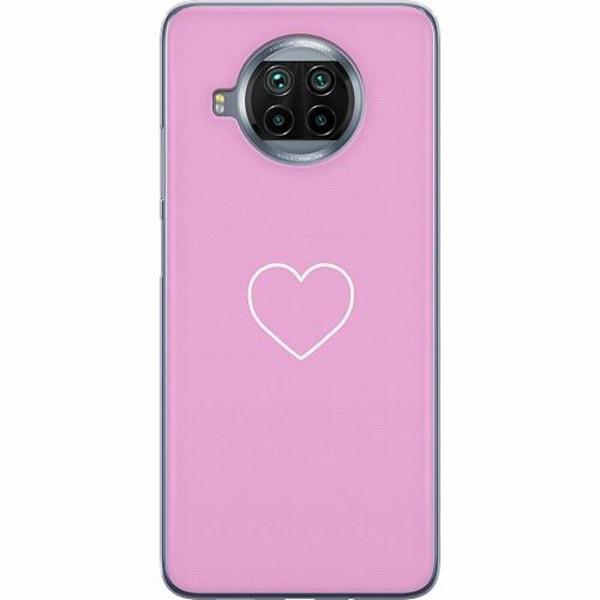 Xiaomi Mi 10T Lite Mjukt skal - Hjärta