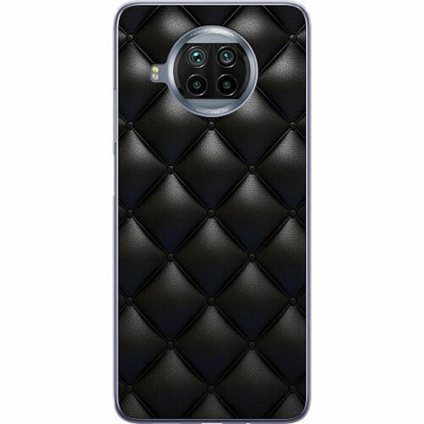 Xiaomi Mi 10T Lite Mjukt skal - Leather Black