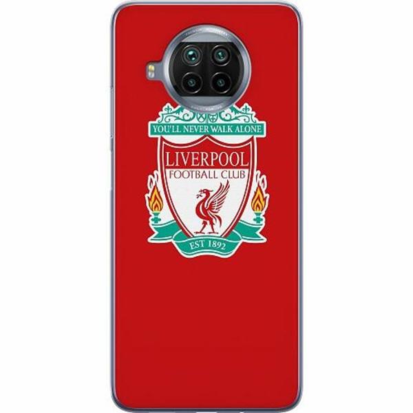 Xiaomi Mi 10T Lite Mjukt skal - Liverpool