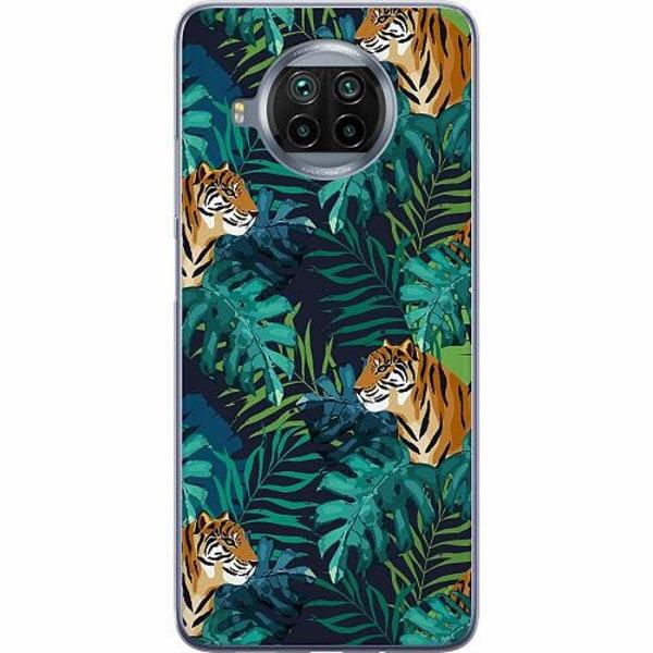 Xiaomi Mi 10T Lite Mjukt skal - Tiger