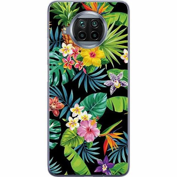 Xiaomi Mi 10T Lite Mjukt skal - Tropical Vibe