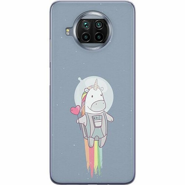 Xiaomi Mi 10T Lite Mjukt skal - Unicorn