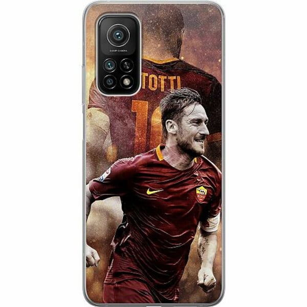 Xiaomi Mi 10T Pro 5G Mjukt skal - Francesco Totti