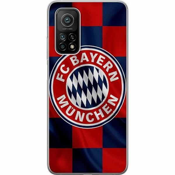 Xiaomi Mi 10T Pro 5G TPU Mobilskal FC Bayern München