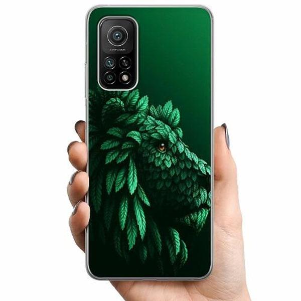 Xiaomi Mi 10T Pro 5G TPU Mobilskal Vegan Lion