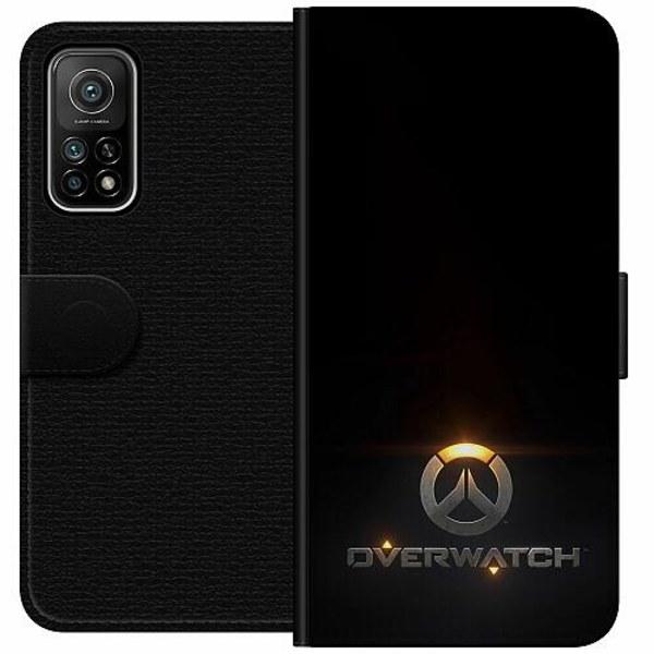 Xiaomi Mi 10T Pro 5G Wallet Case Overwatch Logo