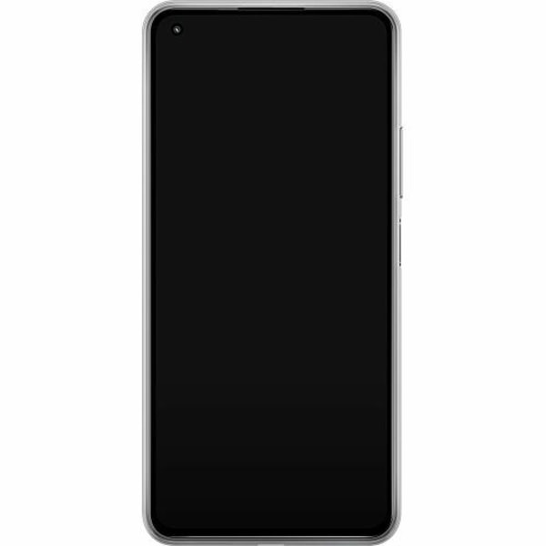 Xiaomi Mi 11 Lite 5G Thin Case Marmor Vit