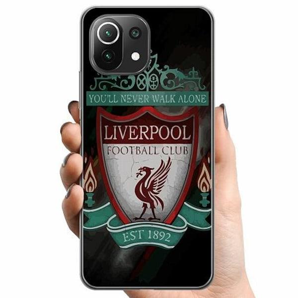 Xiaomi Mi 11 Lite 5G TPU Mobilskal Liverpool L.F.C.