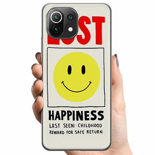 Xiaomi Mi 11 Lite 5G TPU Mobilskal Lost