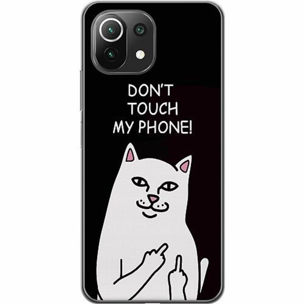 Xiaomi Mi 11 Lite 5G TPU Mobilskal My Phone