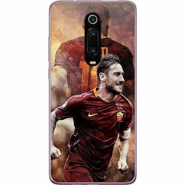 Xiaomi Mi 9T Pro  Thin Case Francesco Totti
