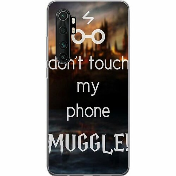 Xiaomi Mi Note 10 Lite TPU Mobilskal Harry Potter