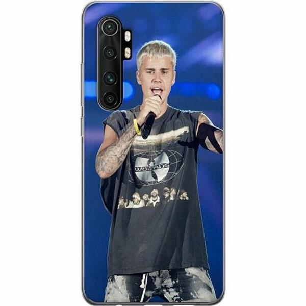Xiaomi Mi Note 10 Lite TPU Mobilskal Justin Bieber 2020