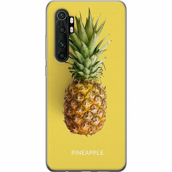 Xiaomi Mi Note 10 Lite TPU Mobilskal Not A Pine Nor A Fruit