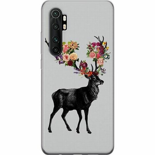 Xiaomi Mi Note 10 Lite TPU Mobilskal Ren